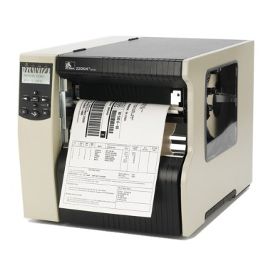 Zebra 220XiIIIPlus Direct Thermal Thermal Transfer Printer   Label     Zebra 220Xi Zebra 220Xi4 Thermal Label Printer