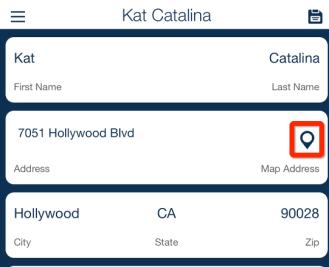 QSP Map client address