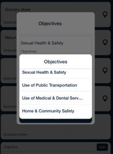 ILS ISP Objective List_qsp mobile app