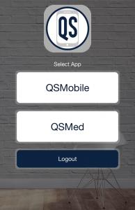 QSMed in QSMobile_mobile medication tracking app