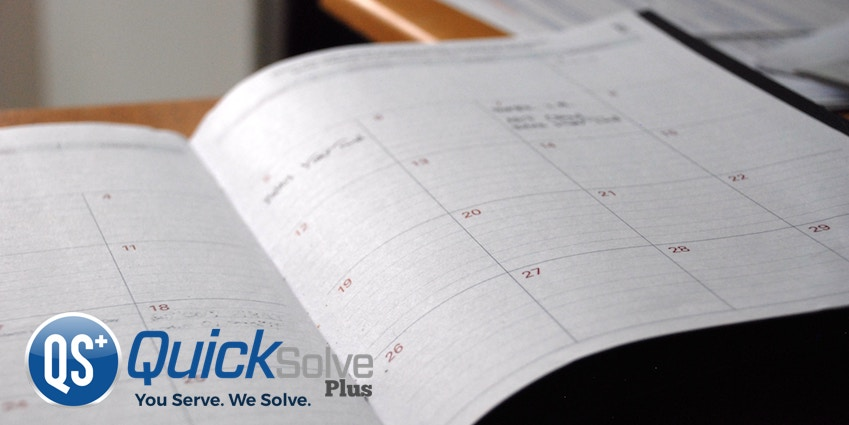How To Setup and Use Employee Schedule Preferences - QuickSolvePlus