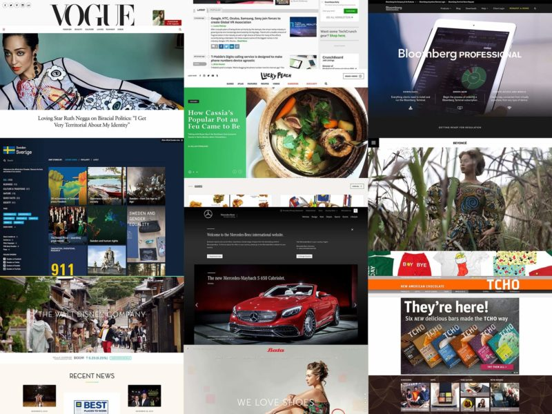 WordPress User Collage
