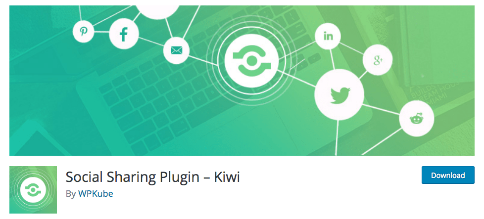 Kiwi Social Share