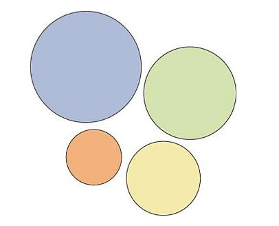 Four Circles