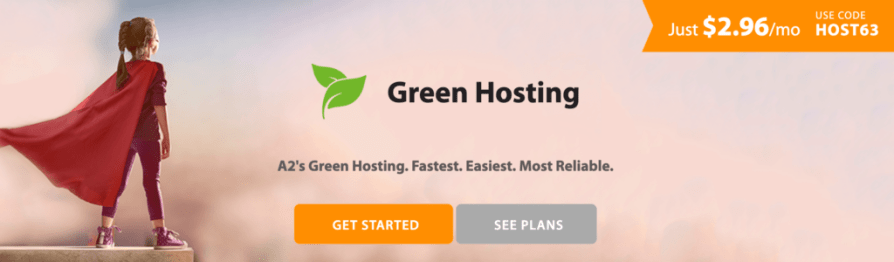 A2 Green Hosting