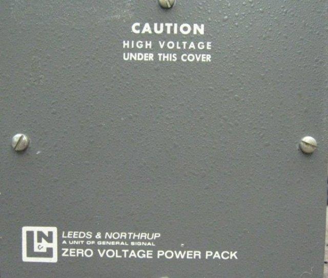 A Psu That Supplies A Zero Volt