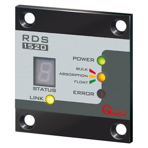 RDS1520 Battery Charger Remote Display