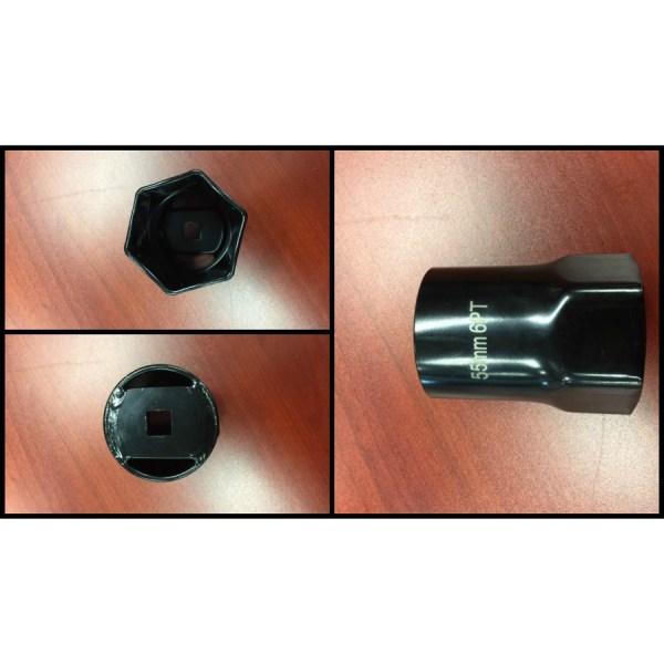 55 MM Hex Socket