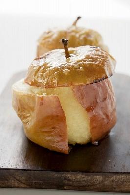 תפוח עץ אפוי