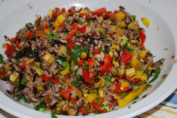 דיאטת אורז - תפריט דיאטה מהירה