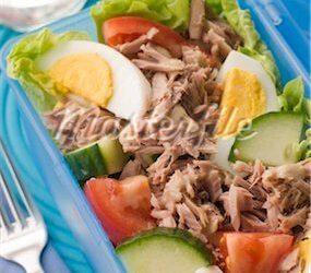 סלט לדיאטה – זה אוכל אידאלי?