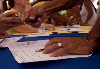 Movimientos significativos de ciudadanos y la recolección de firmas
