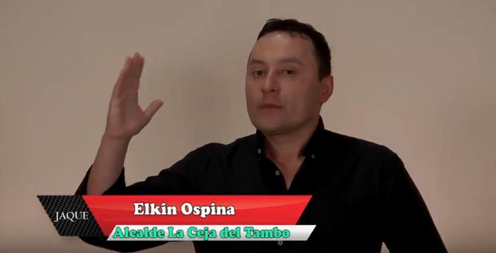 JAQUE 30, invitado Elkin Ospina, alcalde La Ceja