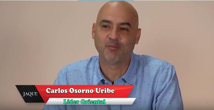 JAQUE 29, invitado Carlos Osorno, líder social de Rionegro