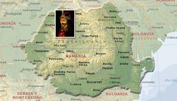 Transilvania Rumania