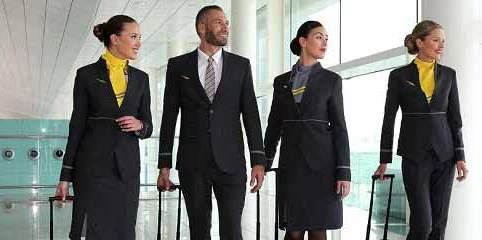 Trabajar en aerolineas