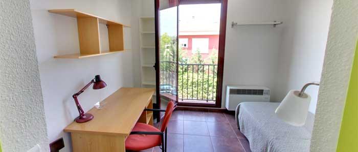 Habitaciones Residencia de estudiantes