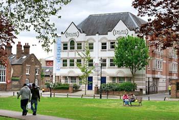 Escuela de inglés Holborn