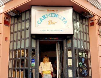 Carmencita Bar Intercambio de idiomas