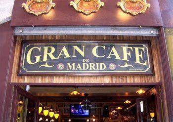 Intercambio idiomas Café Madrid