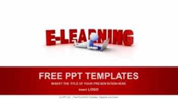Plantilla clases idiomas e-learning