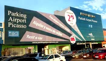 Rent a Car Aeropuerto de Málaga