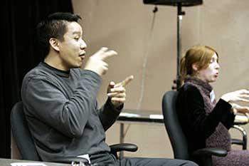Traductores lengua de señas