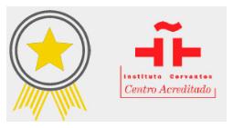 Acreditación Instituto Cervantes