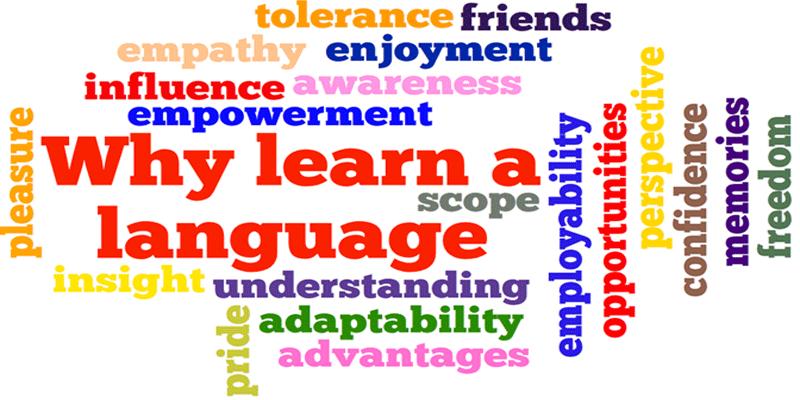 Por qué aprender lenguas