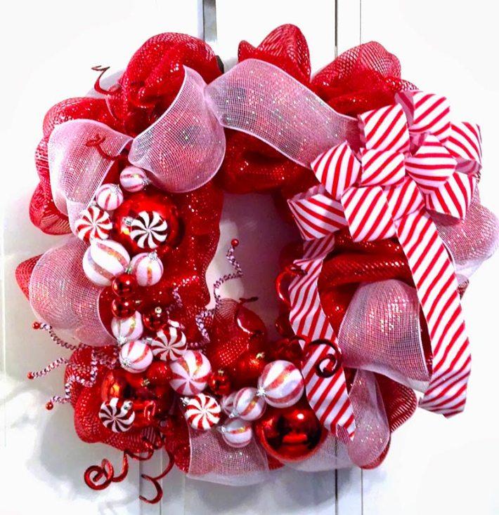 DIY Christmas Wreaths Ideas