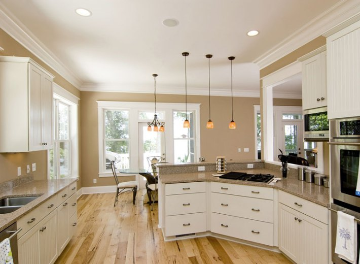 Kitchen - Three Color Palette Tips