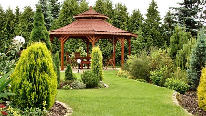 Large Garden Ideas Quiet cornerlarge garden ideas quiet corner large garden ideas workwithnaturefo