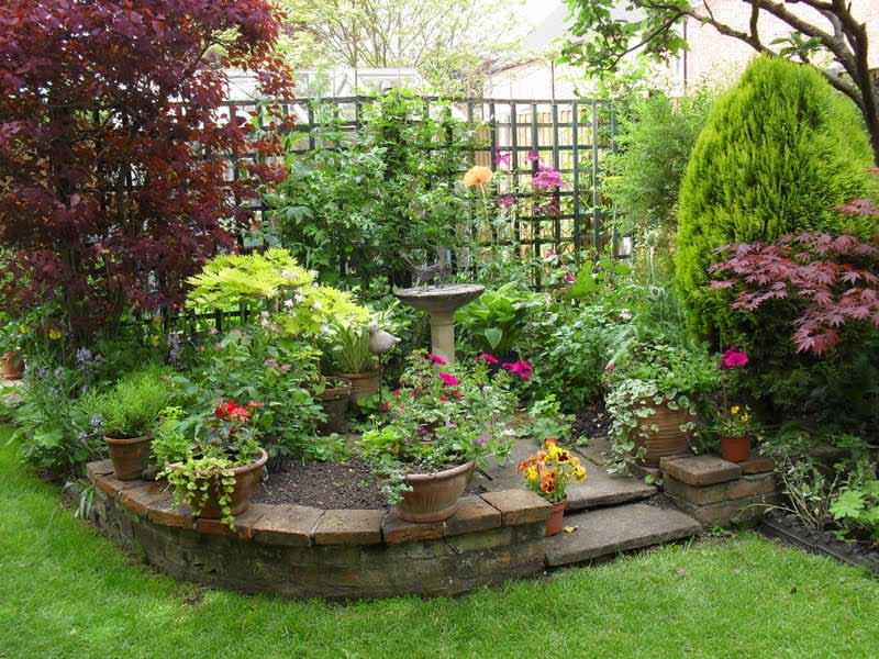 Small Garden Design Ideas 1 Small Garden Design Ideas 2 ...