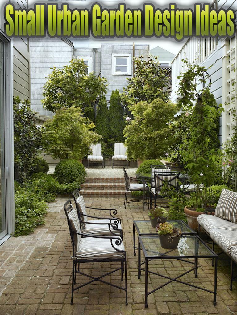 Marvelous Urban Garden Design Ideas Part - 12: Quiet Corner