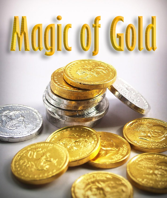 Facts About Gold – Magic of Gold