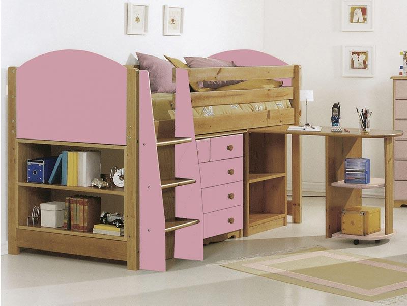 Quiet Corner:Beautiful Children\'s Beds - Quiet Corner