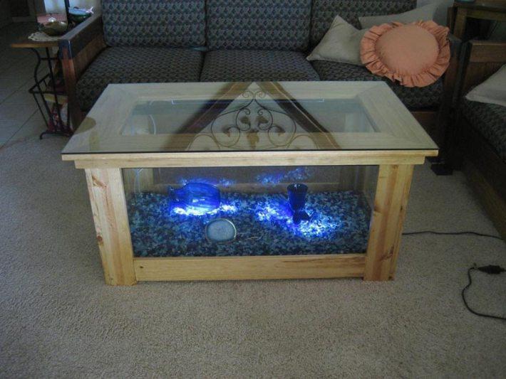 Beautiful Coffee Table Aquariums (13)