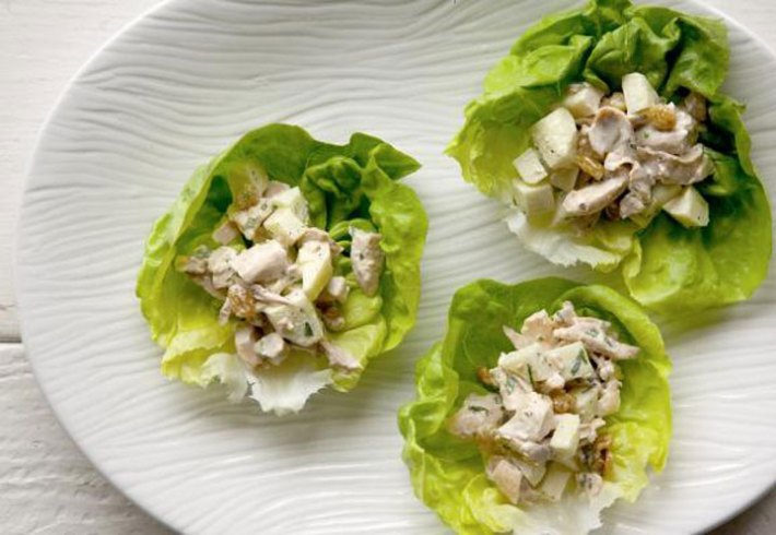 Creamy Tarragon Chicken Salad Recipe