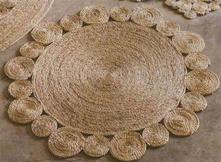 DIY Rope Rug Creative Ideas (10)