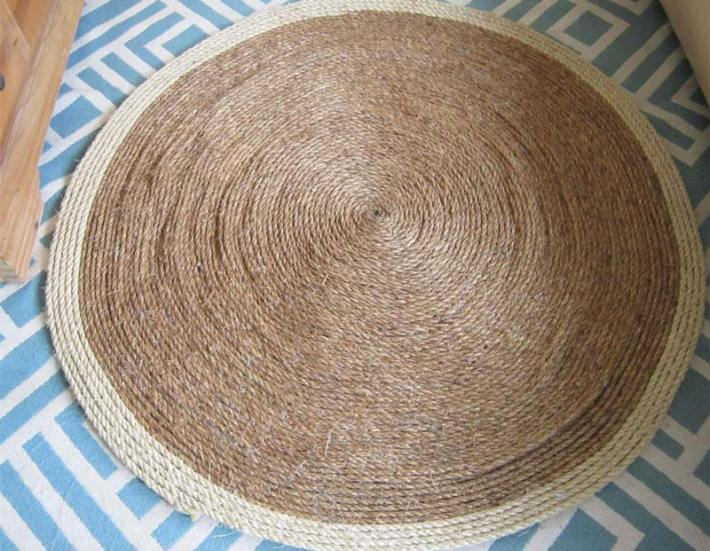 DIY Rope Rug Creative Ideas (11)