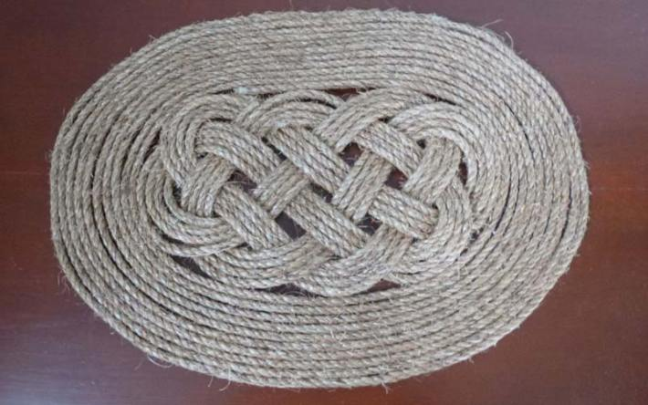 DIY Rope Rug Creative Ideas (4)