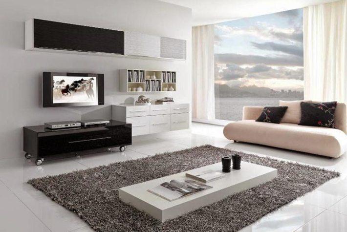 Living Room Carpet Ideas and Photos (15)