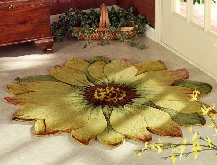Living Room Carpet Ideas and Photos (19)