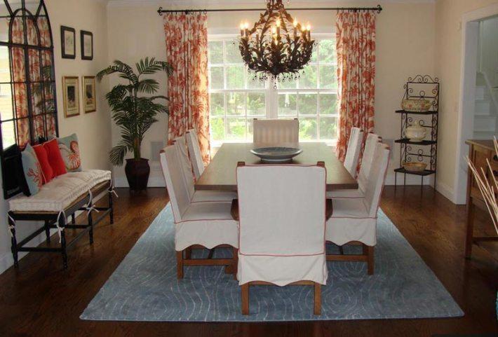 Living Room Carpet Ideas and Photos (9)