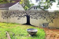 Fantastic Backyard Fences