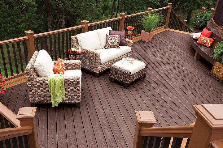 Deck Design Inspiring Ideas - Quiet Corner