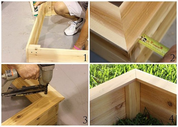 DIY - Outdoor Garden Box