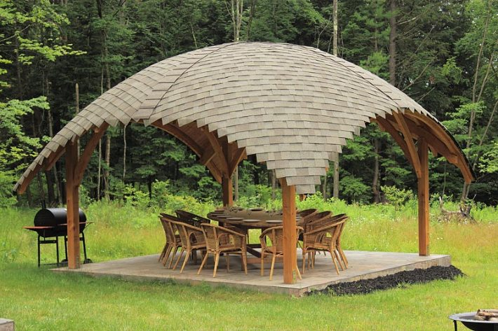 Backyard Gazebo Ideas