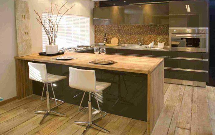 Beautiful Kitchen Island
