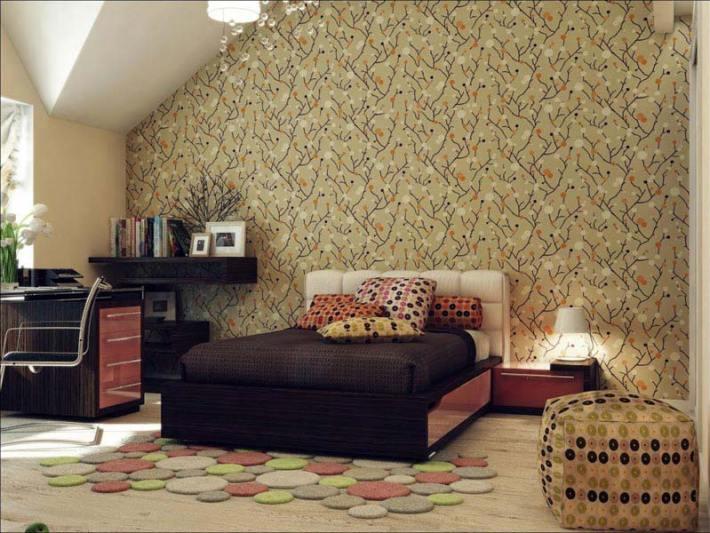 Beautiful Wallpaper Designs For Bedroom (1)